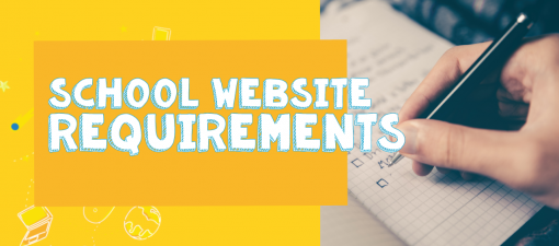 Website Requirements